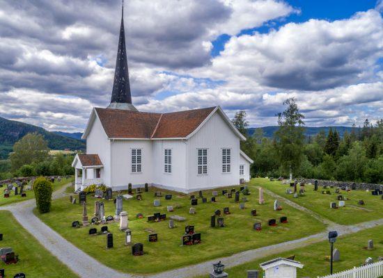 Fluberg Kirke