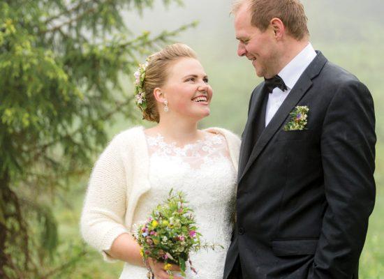 Kristin og Marius